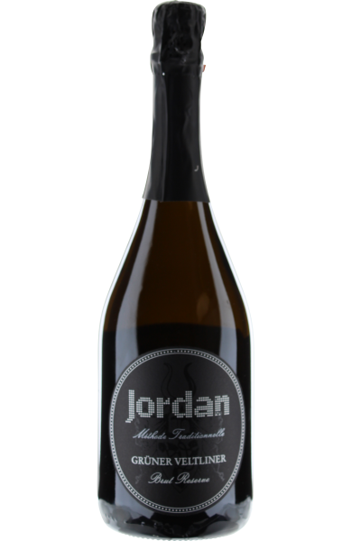 Grüner Veltliner Sekt Brut Reserve 2018 Weingut Jordan - Pulkau
