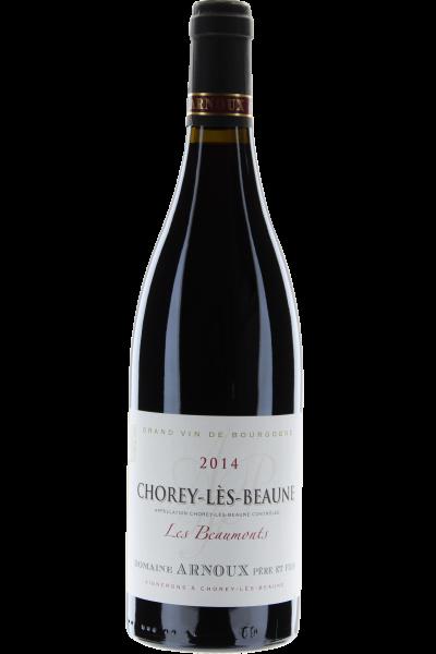 Chorey-Les-Beaune Les Beaumonts 2014 Domaine Arnoux