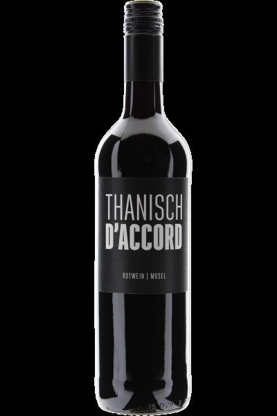 Thanisch D'Accord Rotwein trocken 2018
