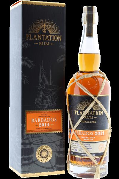 Rum Plantation Barbados 2014 Barbados, Malbec Cask Finish
