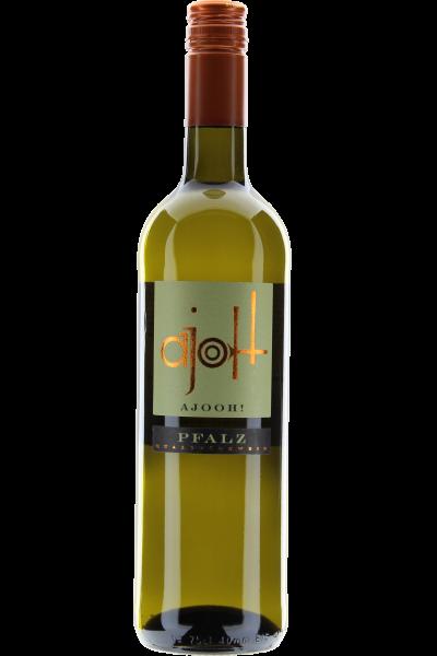 Ajooh Weiß 2019 Schäffer Qualitätswein Pfalz Cuvée trocken