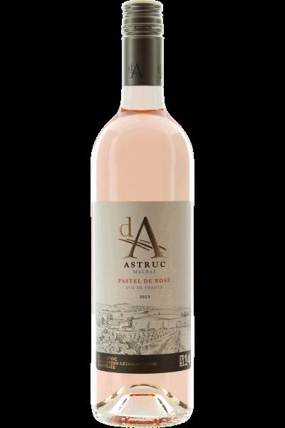 Pastel de Rosé de Syrah 2019 Lot 14 Domaines Astruc Malras